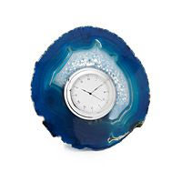 Anna Rabinowicz | Agate Desk Clock | Products & Artist Bio | UncommonGoods