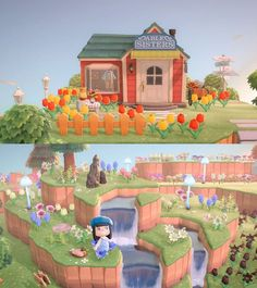Animal Crossing Memes, Flower Pattern Design, Monster Hunter World, Island Map, Art Prompts, New Leaf, Digimon, My Animal, Chibi
