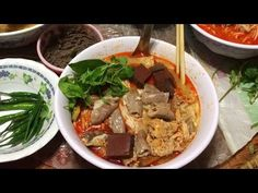 Home Made By Kaysone. if you need to watch my videoes over and over you are welcome too. if you like it sour make it sour, . Vietnamese Recipes, Asian Recipes, Laos Recipes, Ethnic Recipes, Vietnamese Food, Chicken Curry Soup, Mango Sauce, Laos Food, Soup And Salad