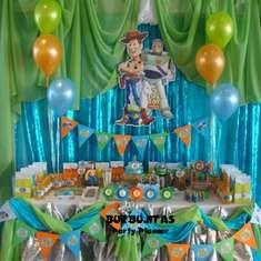 Alejo´s Birthday - Toy Story