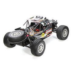 FSレーシング53625 1/10 2.4GH 4WDブラシレスRC砂漠バギー