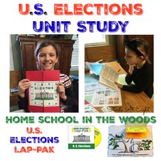 Elections Unit Study includes a lapbook project from Home School in the Woods with tons of information and cut outs to create your own lapbook! Social Studies Classroom, Social Studies Activities, Teaching Social Studies, Teaching History, History Education, Us History, Kids Education, Government Lessons, Kids Study