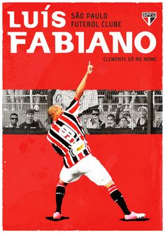 Luís Fabiano • Bolt Edition
