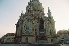 Matin Luther statue (Dresden)
