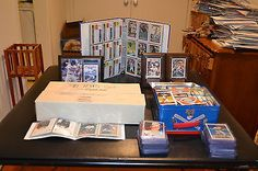 Huge Baseball Card Collection (2,596 Cards Total)
