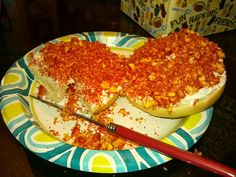 Bagel with cream cheese and flaming hot cheetos. Dinner For 2, Breakfast For Dinner, Breakfast Ideas, Dinner Ideas, Breakfast Recipes, Hangover Food, Nutella French Toast, Mouth Watering Food, Yummy Food
