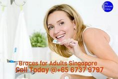 Braces aren't just for youngster! Mybraces Clinic does braces for adults too, and offers many careful treatment options for your teeth.