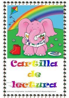 ESOS LOCOS BAJITOS DE INFANTIL: CARTILLA DE LECTURA