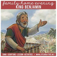 25 Best Church B Of M King Benjamin Images In 2020 Book Of