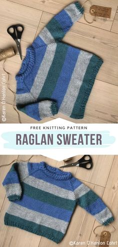 knitting for kids Cool Kids Pullovers Free Knitting Patterns - Free Crochet Patterns