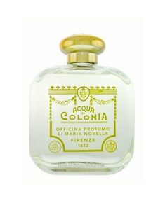 Acqua di Sicilia Officina Profumo-Farmaceutica di Santa Maria Novella-- citrus delights for summer