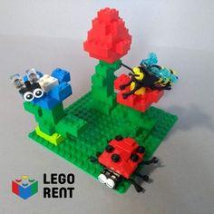 Návody na kvetinky, ktoré môžete postaviť z Dupla ale aj Lega. S väčšími si postavíme včielku, muchu aj lienku. A pre Lego fajnšmekrov máme tip na mechanickú Lego kvetinu. Lego Duplo, Lego City, Toys, Ale, Lego Duplo Table, Activity Toys, Clearance Toys, Ale Beer, Gaming