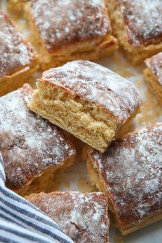 Baka i Långpanna Deluxe – Min nya bakbok Cake Recipes, Dessert Recipes, Bread And Pastries, Vegan Dishes, No Bake Desserts, Coffee Cake, Bread Baking, Pain, Scones