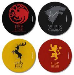 Porta Copos Game of Thrones