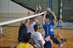 4 Luglio: al Pala Raschi di Parma il raduno della Nazionale Maschile sitting volley in preparazione di Campionati Europei.