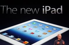 What's in a name: Why the new iPad isn't called iPad 3