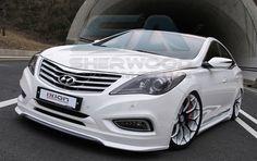 2012-13 Hyundai Azera w/ Ixion body kit