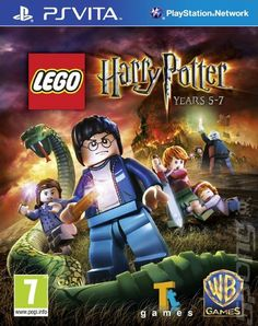 Download For Free LEGO HARRY POTTER: YEARS 5-7 Ps Vita  psvitagamesfull.com