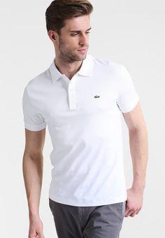 Lacoste Polo - white - Zalando.it