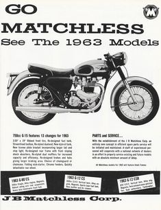 Motorcycle Posters, Motorcycle Art, British Motorcycles, England, Ads, Brochures, Vintage, River, Photos