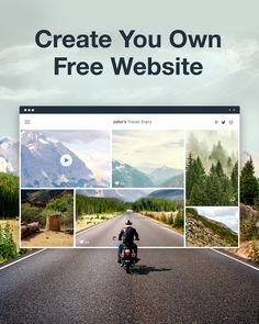 Create your free website with Wix Free Website Builder, the easiest way to Build and design a Website. Create your own website and go live today! High Contrast Photography, Urban Photography, Photography Business, Web Design, Blog Design, Html Layout Templates, Shirt Design Maker, Double Exposure Photo, Web Languages