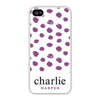 Add a touch of fun to your phone every time you reach for it with the Sketchy Dot iPhone Case! #iphone5case #iphonecase #phonecase #expressionery