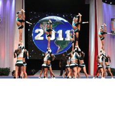 KCAC's going to worlds<3  Worlds 2012