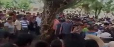 اهالي غاضبون يقتحمون السجن ويعدمون رجلا اغتصب وقتل طفلة(فيديو) شاهد