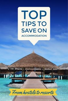 Wherever you are in the world it's important to save money when you can. Here are our top tricks to save money on accommodation.