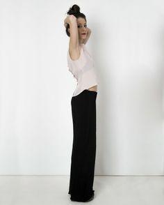 Blusa crepe    www.posacollection.com