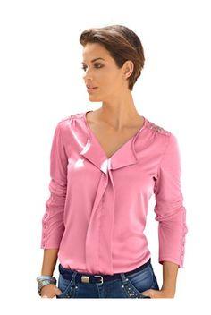 Dámská košile, růžová - Alba Moda   Stilago