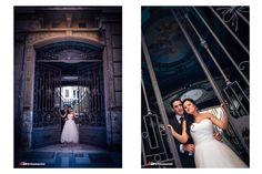 Fotógrafos de boda en Valladolid :: Esther y Sergio