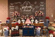 Casei!!! decoração do meu casamento rústico chic! 7