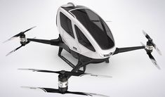 Drone Technology This video is about the world's first passenger drone that can be used for daily commuting. This working[...] The post First Working Passenger Drone! first appeared on Technology in Business. Dubai, Cool New Tech, Small Luggage, Flying Vehicles, Flying Car, Drone Technology, 3d Prints, Grab Bags, Sport Cars