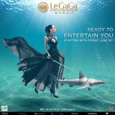 Le GaGa Mamaia Entertaining, Movies, Movie Posters, Art, Art Background, Film Poster, Films, Popcorn Posters, Kunst