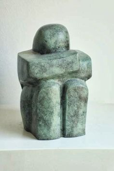Giuseppe Lamers Bildende Kunst Source by meijermartens Concrete Sculpture, Stone Sculpture, Modern Sculpture, Sculpture Clay, Abstract Sculpture, Abstract Art, Wire Sculptures, Fantasy Kunst, Stone Carving