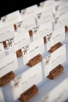 Placecards - Interesting