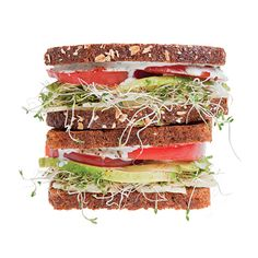 california sandwich | saveur april 2011 sandwich issue