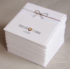 Creative Wedding Invitations, Handmade Invitations, Wedding Invitation Design, Wedding Stationery, Wedding Programs, Wedding Cards, Wedding Favor Boxes, Diy Flowers, Cardmaking
