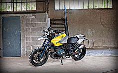 RocketGarage Cafe Racer: Prima BMW
