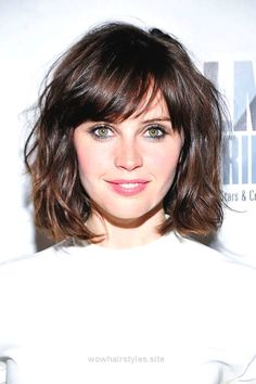 15 Short Hairstyles For Thick Wavy Hair | Short Hairstyles & Haircuts 2015  http://www.wowhairstyles.site/2017/07/20/15-short-hairstyles-for-thick-wavy-hair-short-hairstyles-haircuts-2015/