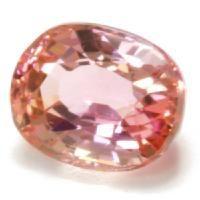人気のピンクゾイサイト こちらは角度によってパープリッシュピンクとオレンジピンクが楽しめます 透明感があり 発色も美しい良質のルースです DGLのソーティング付き