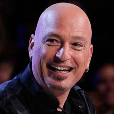 howie mandel/ Can't help it he makes me laugh.