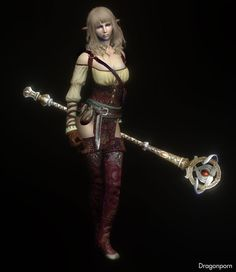 Field Mage Outfit : DRAGONPORN