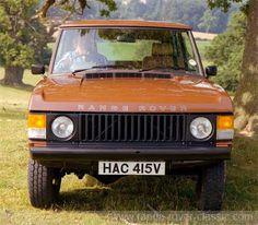 Classic Range Rover 80's