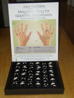 MagneHealth offers rings, necklaces and bracelets with magnets for improved health.