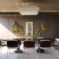 Este penthouse en Manhattan es un sueño hecho realidad para los amantes del púrpura  - ELLE.es