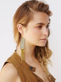 Tribe Ladder Earring from Free People!