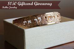 $150 Gift Card #Giveaway {Kelka Jewelry}   Satisfaction Through Christ