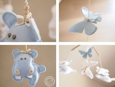 Pastel baby mobile hot air balloon mobile custom mobile nursery elephant mobile for boys free fedex delivery baby boy mobile baby boy gift baby boy decor personalized baby gift light blue mobile negle Images
